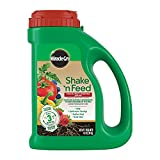 Miracle-Gro Shake 'N Feed Tomato, Fruit & Vegetable Plant Food, Plant Fertilizer, 4.5 lbs.