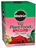 Miracle-Gro Water Soluble Rose Plant Food, 1.5 lb