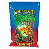 Mother Earth Terracraft Potting Soil, All Purpose Potting Soil For All Plants, Flowers, Vegetables And Tomatoes, 12 Quart